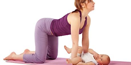 Postnatal Yoga (bring baby) tickets
