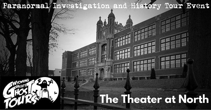 Paranormal Investigation and History Tour Event (SOLD OUT) image