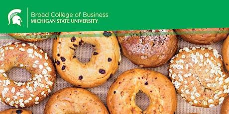 MSU Business & Bagels: Strategic Message Development tickets