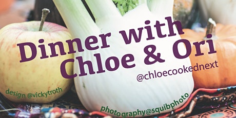 Dinner With Chloe and and Ori -Plant Based Suppers at Missing Bean Roastery tickets