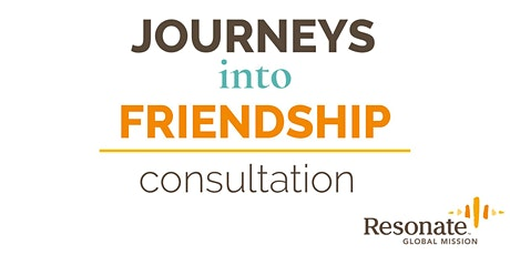 Journey to Friendship Consultation tickets