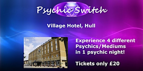 Psychic Switch - Hull tickets