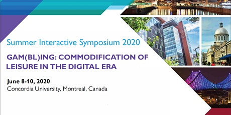 Summer Interactive Symposium 2020 tickets