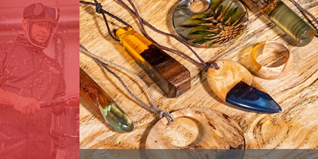 Resin and Wood Turning With Colwin Way tickets