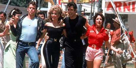 Grease (PG) - Outdoor Cinema Experience at  Maidstone tickets