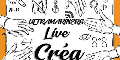 UM LIVE CREA billets