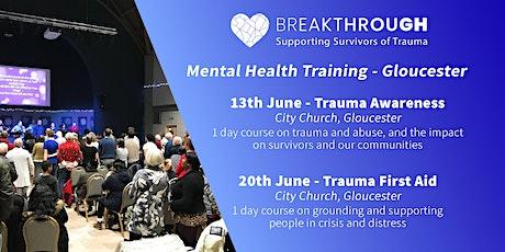 Breakthrough Training - Trauma First Aid tickets