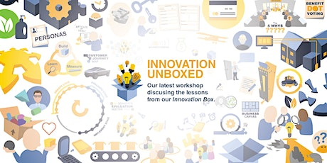 Innovation Unboxed - Ihr Workshop für innovative Excellence Tickets