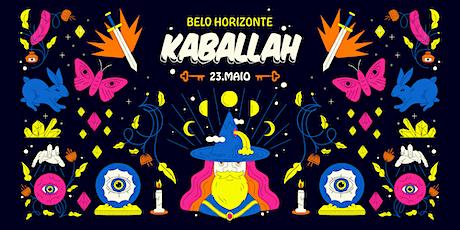 Kaballah Belo Horizonte 2020 entradas
