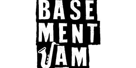 BASEMENT  JAM tickets