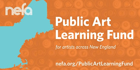 Public Art Learning Fund - Info Session WEBINAR | 3.31.2020 @ 5:30 PM  tickets