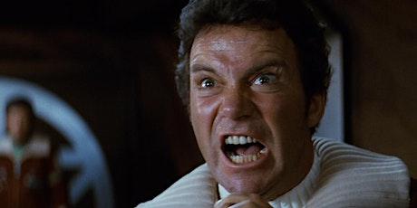 POSTPONED:Star Trek II: The Wrath of Khan (1982 35mm)  w Pre-show Burlesque tickets