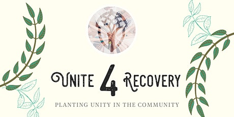 Unite for Recovery tickets