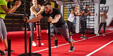 FREE HIIT Boot Camp Class tickets