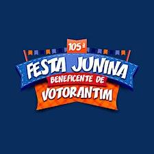 105ª Festa Junina de Votorantim logo