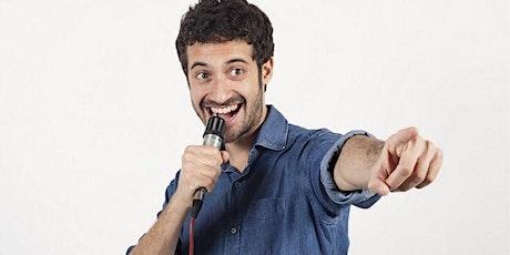 EDOARDO FERRARIO LIVE! - SPETTACOLO COMICO biglietti