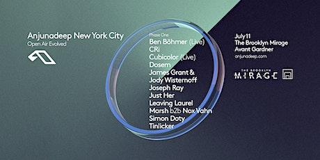 Anjunadeep New York City tickets