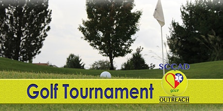 SCCAD Outreach Golf Tournament 2020 tickets
