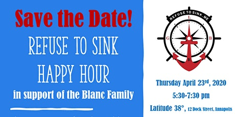 Refuse to Sink Happy Hour tickets