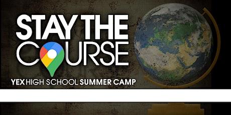 YEX High School Summer Camp tickets