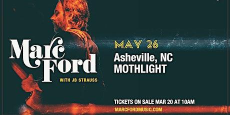 Marc Ford Band w/ JB Strauss tickets