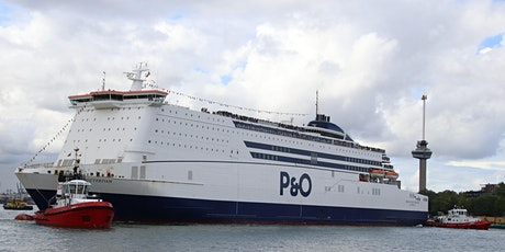 P&O Ferries Wereldhavendagen Dagcruise | 5 en 6 september 2020 tickets