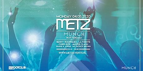Metz - Monday Special (Bevrijdingsdag Vrij) - Benny & La Fuente tickets