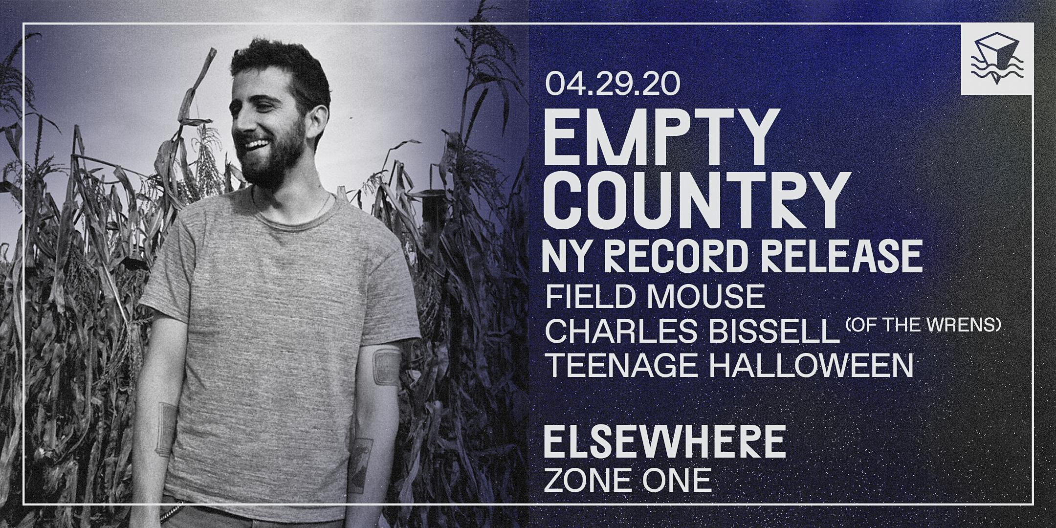 Empty Country (NY Record Release!)