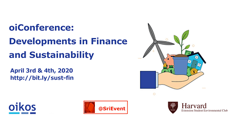 2.4) The Fossil Fuel Divestment Movement [oiConference: Developments in Sustainability and Finance] tickets