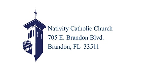 2020-2021 Faith Formation Registration-SUNDAY CLASSES tickets