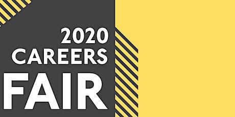 Careers Fair 2020 tickets
