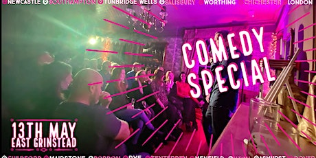 Comedy Special at The Fox! (East Grinstead) tickets