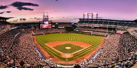 Networking Social at the Rockies Game tickets