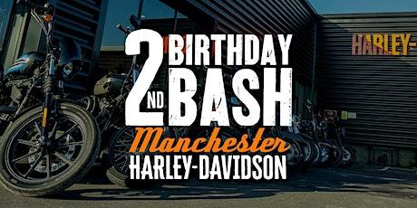 2nd Birthday Bash - Manchester Harley-Davidson tickets