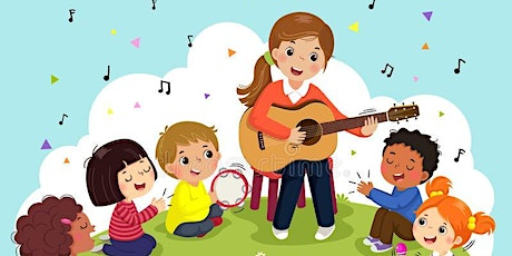 Toddler Music Story Time tickets