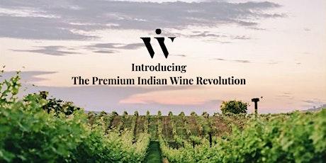 Premium Indian Wine Revolution tickets