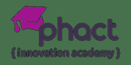 """Phact Innovation Academy: """"Autonomie: Van zelfrijdend voertuig tot  geautomatiseerd productieproces"""" tickets"""