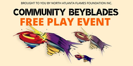 Community Beyblades Free Play Event tickets
