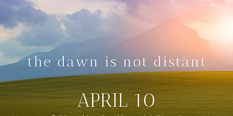Manning Chapel Choir: The Dawn Is Not Distant tickets