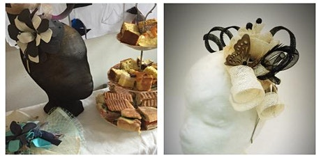 Belmont  - DH  Millinery Class with afternoon tea treats tickets