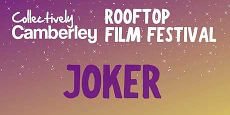 Joker - Rooftop Film Festival tickets