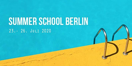 Summer School Berlin Tickets