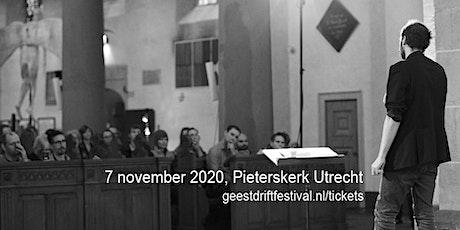 Geestdrift Festival 2020 tickets