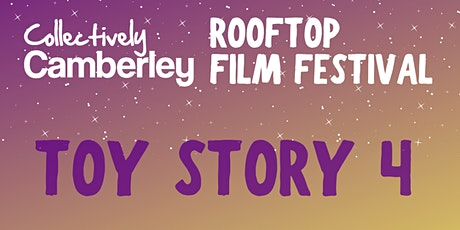 Toy Story 4 - Rooftop Film Festival tickets