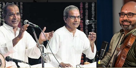 Hyderabad Brothers (Carnatic Vocal) tickets