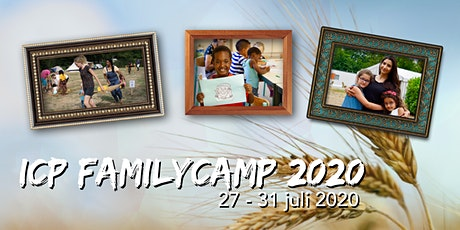 ICP Familycamp 2020 tickets