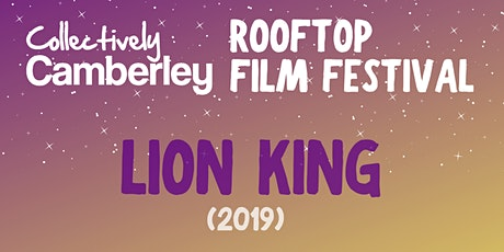 The Lion King (2019) - Rooftop Film Festival tickets