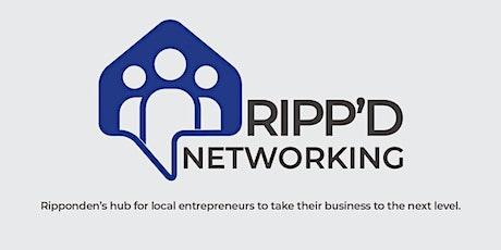 Ripp'd Networking  - 01.04.20 tickets