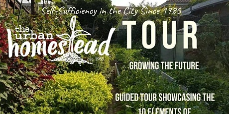"""Urban Homestead """"Learning Tour"""" tickets"""