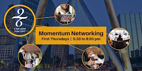 3 Million Percent Momentum Networking tickets